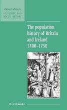 The Population History of Britain and Ireland 1500-1750