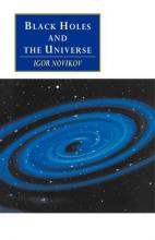 Canto original series: Black Holes and the Universe