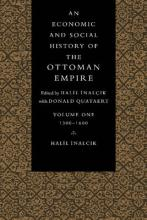 An Economic and Social History of the Ottoman Empire, 1300-1914 2 Volume Paperback Set