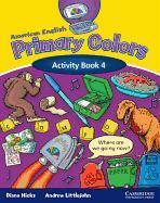 american english primary colors 4 activity book - Primary Colors Book