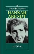 Cambridge Companions to Philosophy: The Cambridge Companion to Hannah Arendt