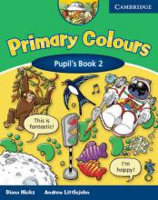 primary colours 2 pupils book - Primary Colors Book