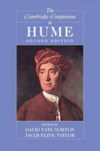 Cambridge Companions to Philosophy: The Cambridge Companion to Hume