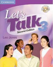 Let's Talk Level 3 Student's Book with Self-study Audio CD