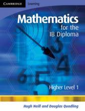 Mathematics for the IB Diploma Higher Level 1: Higher Level 1