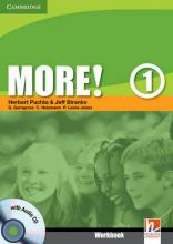 More! Level 1 Workbook with Audio CD: Level 1
