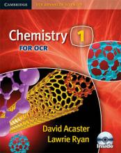 Chemistry 1 for OCR Student Book with CD-ROM: 1