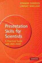 Presentation Skills for Scientists with DVD-ROM