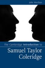 Cambridge Introductions to Literature: The Cambridge Introduction to Samuel Taylor Coleridge