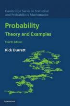 Cambridge Series in Statistical and Probabilistic Mathematics: Probability: Theory and Examples