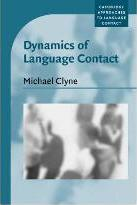 Dynamics of Language Contact