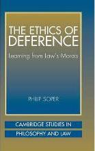 The Ethics of Deference
