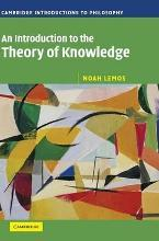 An Introduction to the Theory of Knowledge