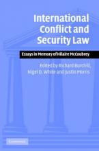 International Conflict and Security Law
