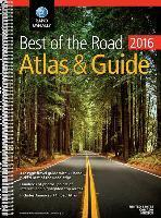 Rand McNally Best of the Road Atlas & Guide