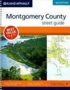 Rand McNally Montgomery County Street Guide