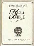 Family Traditions Bible-KJV-World Visual Reference System