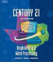 SE, Century 21 Keyboarding and Word Processing