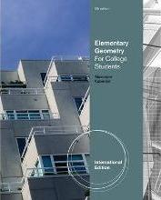Elementary Geometry for College Students, International Edition