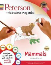 Peterson Field Guide Coloring Books: Mammals