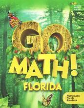 Go Math!, Florida, Grade 1