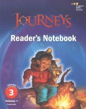 Journeys Reader's Notebook, Grade 3