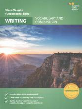 Steck-Vaughn Fundamental Skills for Writing
