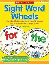 Sight Word Wheels