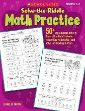 Solve-The-Riddle Math Practice, Grades 1-2