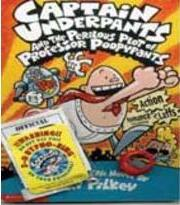 Captain Underpants Set