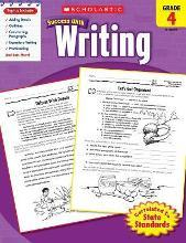 Scholastic Success with Writing, Grade 4
