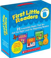 First Little Readers: Guided Reading Level B