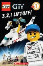Lego City: 3, 2, 1 Liftoff!