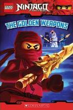 The Golden Weapons (Lego Ninjago: Reader)