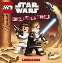 Lego Star Wars - Anakin to the Rescue!
