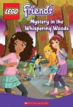 Lego Friends: Mystery in the Whispering Woods (Chapter Book #3)