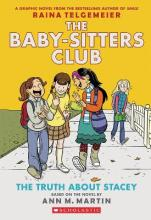 Baby-Sitters Club Graphix #2: The Truth About Stacey