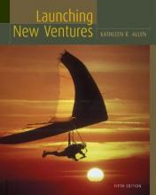 Launching New Ventures: Launching New Ventures Student Text
