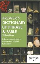 Brewer's Dictionary of Phrase and Fable 19th Edition