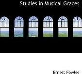 Studies in Musical Graces