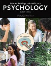 Selected Readings in Introductory Psychology