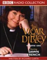 "The ""Vicar of Dibley"": Arrival/Songs of Praise/Easter Special/Christmas Lunch Incident. Starring Dawn French & Cast v.1"