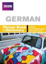BBC GERMAN PHRASEBOOK & DICTIONARY