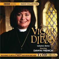 """Vicar of Dibley"": WITH The Window and the Weather AND Elections AND Animals AND Engagement"