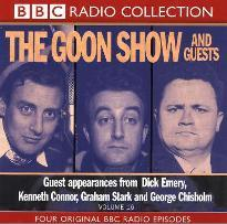The Goon Show: The Goons and Guests Volume 16