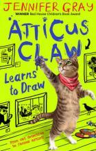 Atticus Claw Learns to Draw: Bk. 5