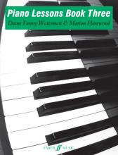 Piano Lessons: Bk. 3