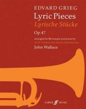 Three Lyric Pieces Op.47 (Trumpet and Piano)