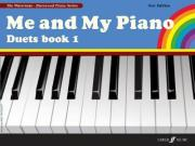 Me and My Piano: Duets Bk. 1