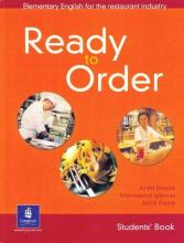 Ready to Order: English for Tourism: Ready to Order Student Book Student's Book